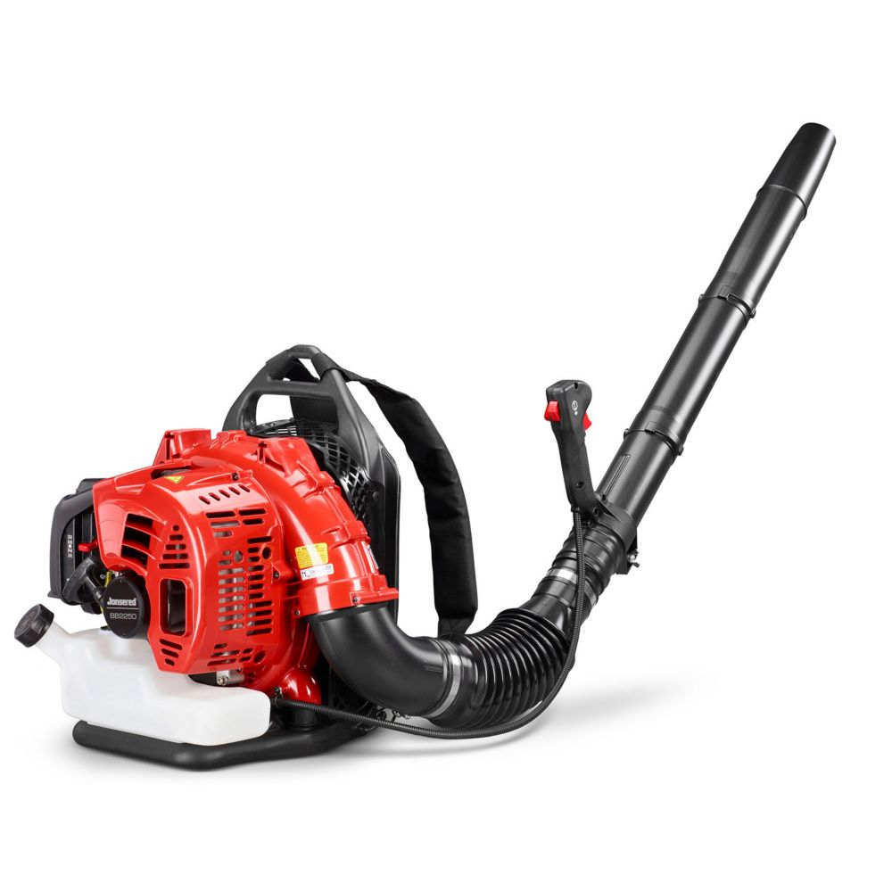 50cc 2-Cycle Gas Backpack Blower, BB2250