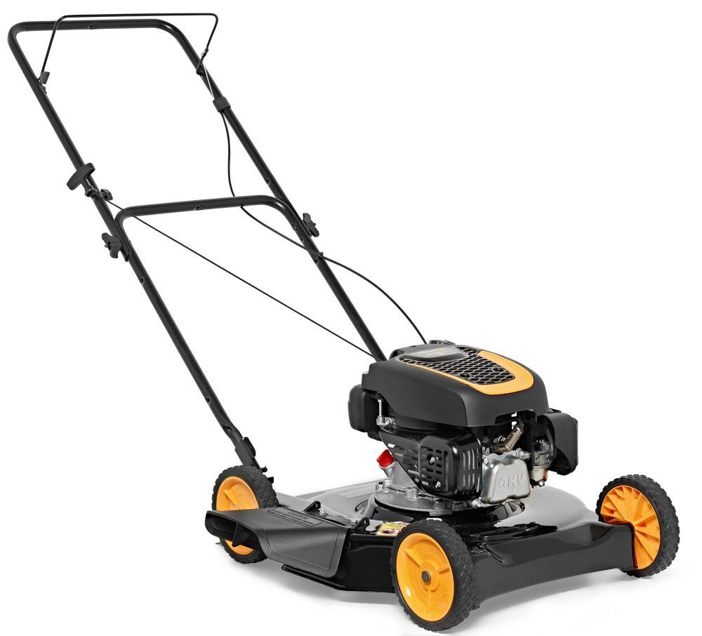 Poulan Pro 120cc Push Gas Lawn Mower 20 inch, PR120N20S