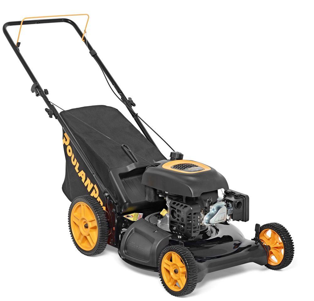 174cc 3-in-1 Push Gas Lawn Mower 21 inch, PR174N21RH3