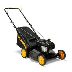 Poulan Pro 140cc 3-in-1 Push Gas Lawn Mower 21 inch, PR550N21R3
