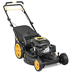 Poulan Pro 174cc 3-in-1 Front Wheel Drive Gas Lawn Mower 22 inch, PR174Y22RHP