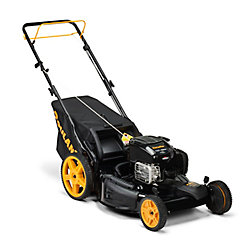 Poulan Pro 163cc 3-in-1 Front Wheel Drive Gas Lawn Mower 22 inch, PR675Y22RHP