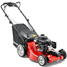 160cc 3-in-1 Front Wheel Drive Gas Lawn Mower 21 inch, L2821
