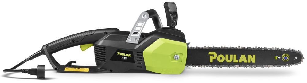 9 Amp Electric Corded Chainsaw 14 inch, PL914