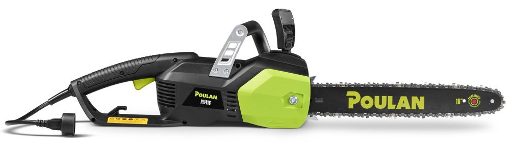 Poulan 14 Amp Electric Corded Chainsaw 16 inch, PL1416