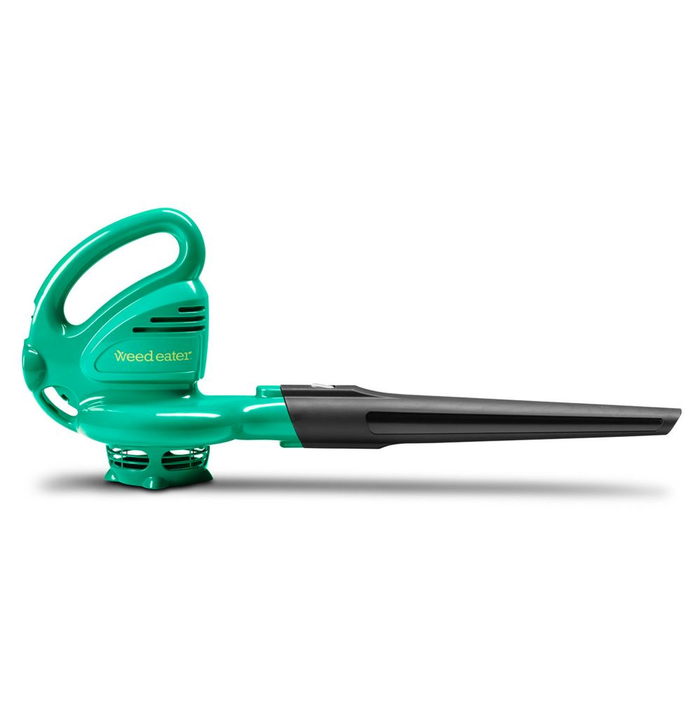 Weed Eater 7.5 Amp Electric Corded Handheld Leaf Blower ...