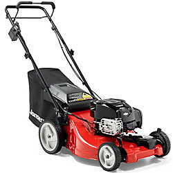Jonsered 163cc 3-in-1 Front Wheel Drive Gas Lawn Mower 21 inch, L2621