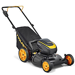 Poulan Pro 3-in-1 58V Cordless Push Lawn Mower 21 inch, PRLM21i