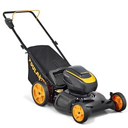 Poulan Pro 3-in-1 58V Cordless Push Lawn Mower 21 inch, PRLM21i