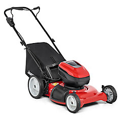 3-in-1 58V Cordless Push Lawn Mower 21 inch, L1621i