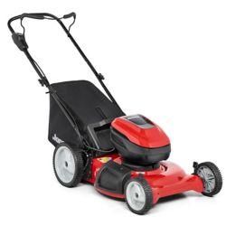 Jonsered 3-in-1 58V Cordless Push Lawn Mower 21 inch, L1621i
