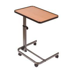 DMI Deluxe Heavy-Duty Over Bed Tilt-Top Table