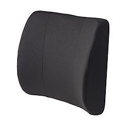 DMI Relax-a-Bac Lumbar Back Support Cushion with Strap