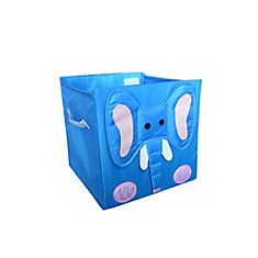 Toy Storage Cube, Elephant