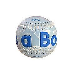 It's a Boy Baseball In Acrylic Cube