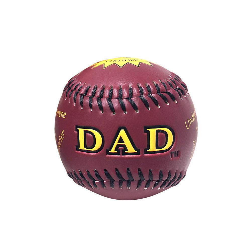 Dad Baseball In Acrylic Cube