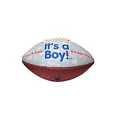It's a Boy Mini Football Gift Pack