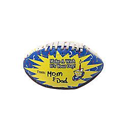 THD Happy Birthday Mini Football Gift