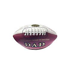 Dad Mini Football