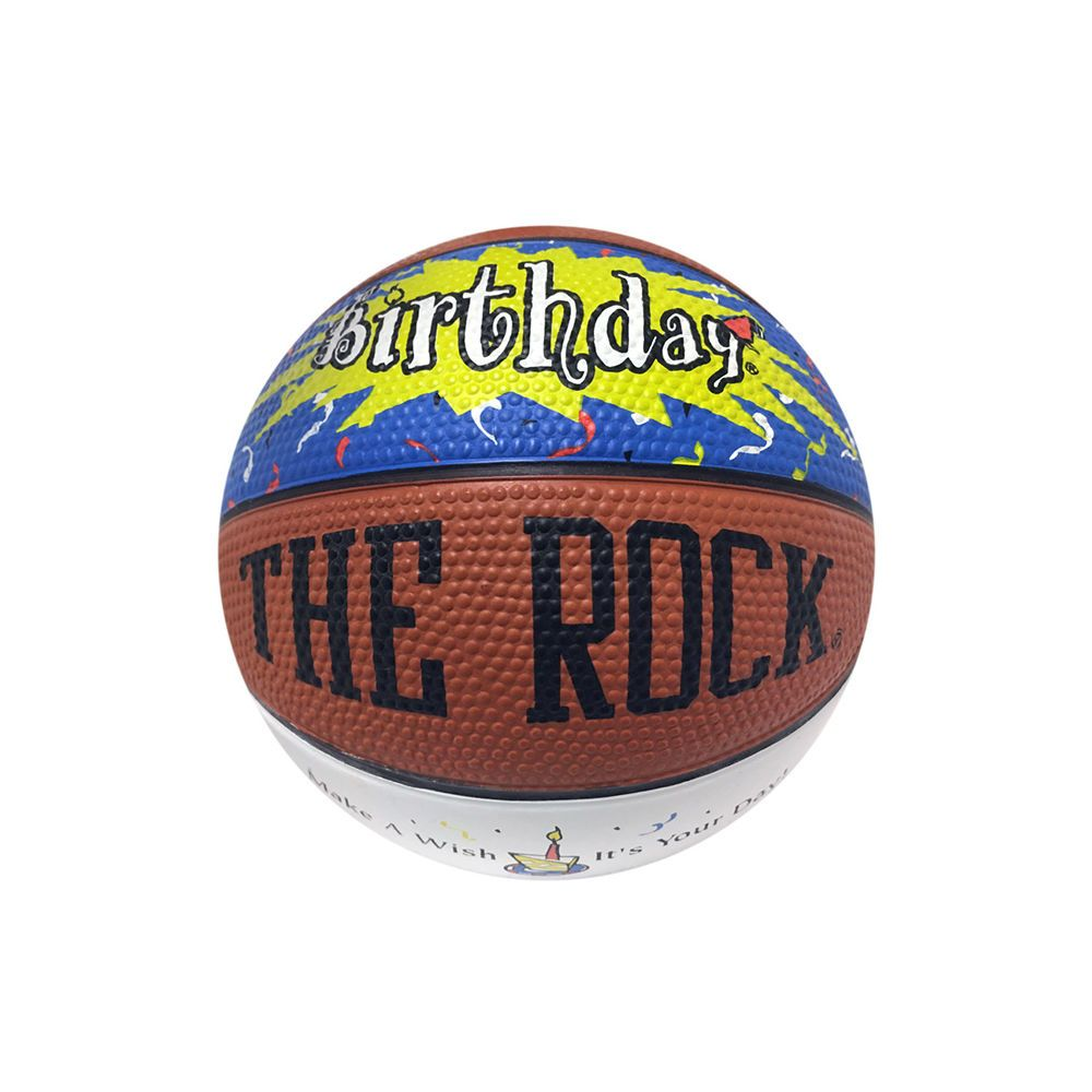 THD Happy Birthday Mini Basketball Gift
