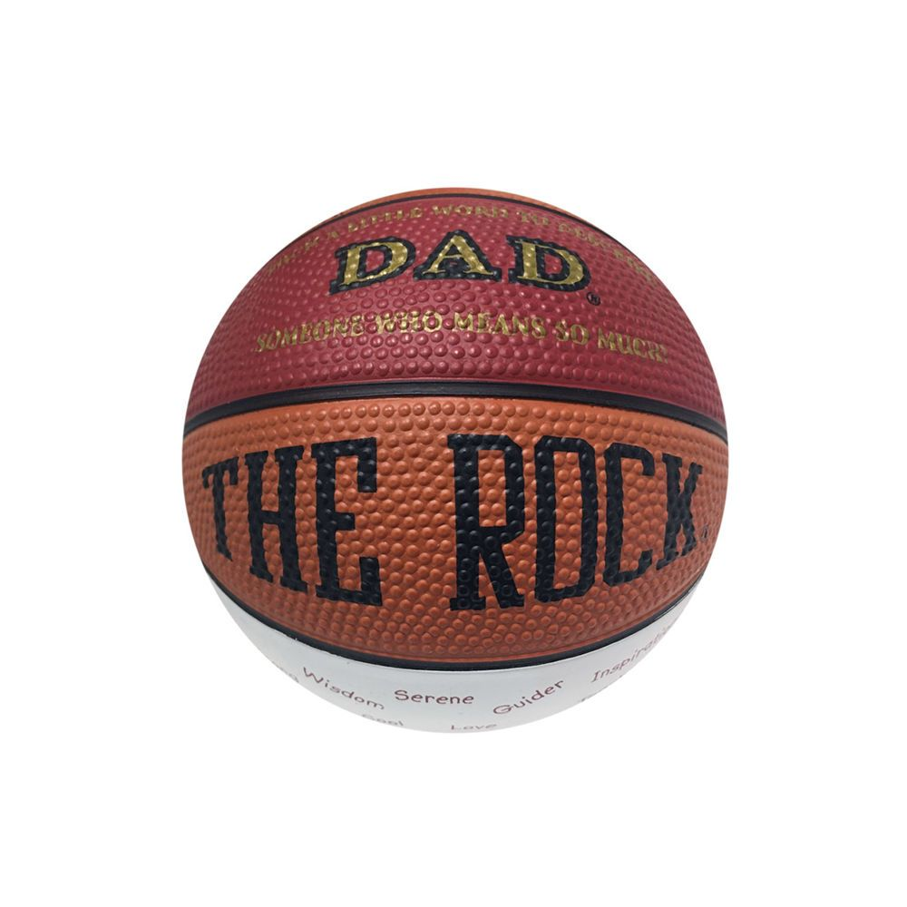 Dad Mini Basketball