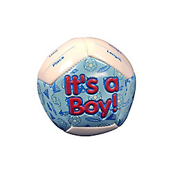 THD It's a Boy Mini Soccer Gift Pack