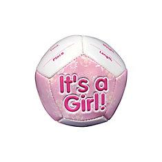 It's a Girl Mini Soccer Gift Pack