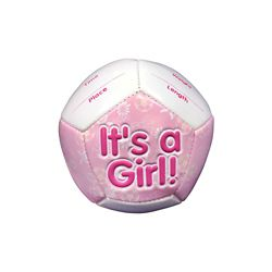 Counseltron It's a Girl Mini Soccer Gift Pack