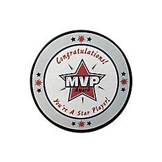 MVP Hockey Puck In Cube