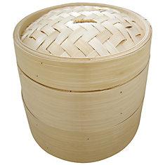 8 inch  Bamboo Steamer