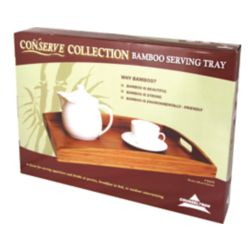 THD Bamboo Serving Tray