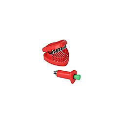 Metaltex Strawberry Huller And Slicer Set