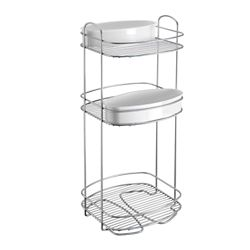 Metaltex Orbit 3 Tier Storage Rack