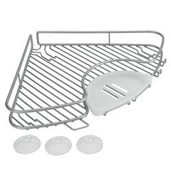 Metaltex Bathtub Corner Shelf