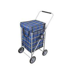 Metaltex Explorer Shop Cart Blue