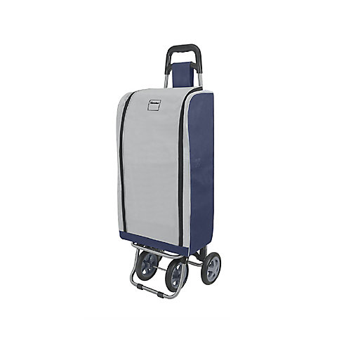 Lotus Shopping Trolley With Insulated Portable Bag