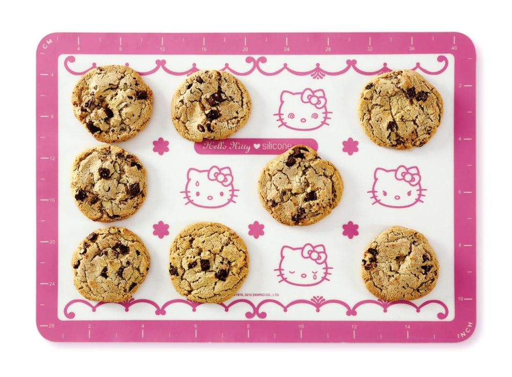 Siliconezone Hello Kitty Baking Mat