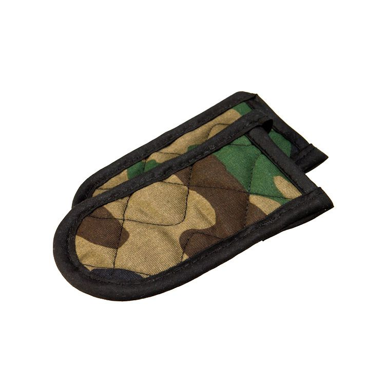 Lodge Hot Handle Mitt , Camouflage 2 Pack