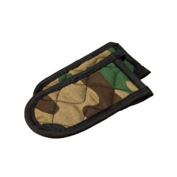 Lodge Hot Handle Mitt , Camouflage (2-Pack)