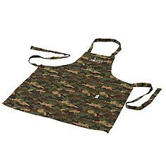 Camouflage Apron