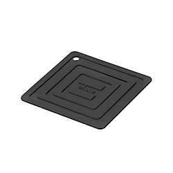 Lodge Silicone Pot Holder, Black