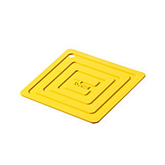 Silicone Pot Holder, Yellow