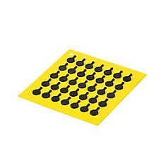 Silicone Trivet, Yellow