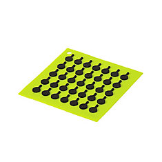 Silicone Trivet, Green