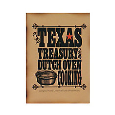 Cookbook: Texas Treasury Of Dutch Oven Cooking