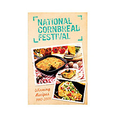 Lodge Livre De Recettes: Recettes Gagnantes Du Festival National Pain Au Maïs