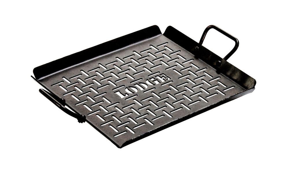 Seasoned Steel Grilling Pan 13X12 inch