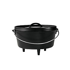 10 inch Deep Camp Dutch Oven