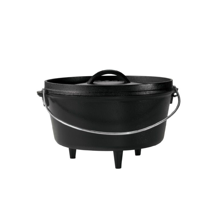 Lodge 10 inch Deep Camp Dutch Oven