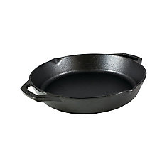 Poêle à frire en fonte Lodge 12 po avec poignée en boucle